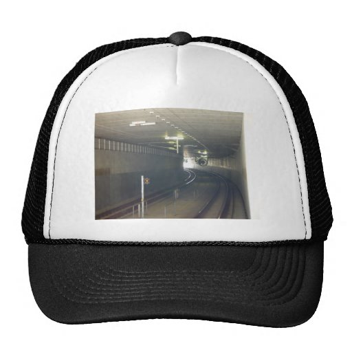 The Light At The End Of The Tunnel At Subiaco In W Trucker Hats