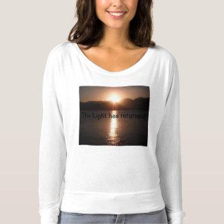 The Light has returned! T-Shirt