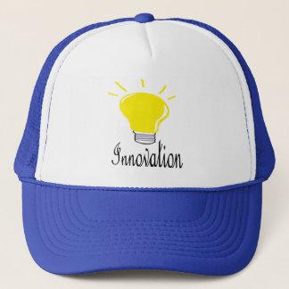the light of innovation trucker hat