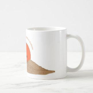 The Light of the World Casts no Shadows Coffee Mug