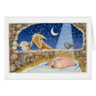 The Light of the World Christmas Card