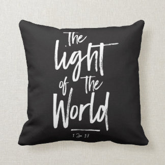 The Light of the World Cushion