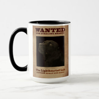 The Lighthearted Lab Mug