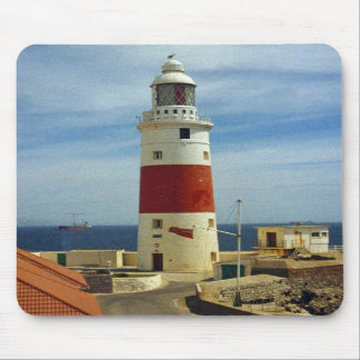The Lighthouse at Europa Point Mousepad