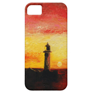 The Lighthouse Barely There iPhone 5 Case