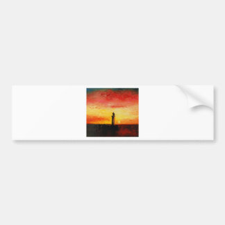 The Lighthouse Bumper Sticker