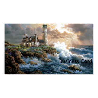 The Lighthouse Standard Business Cards