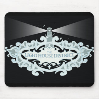 The_Lighthouse_District_ Mouse Pad