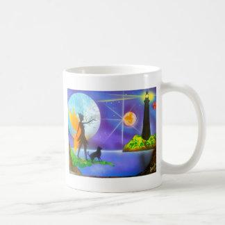The Lighthouse Coffee Mugs
