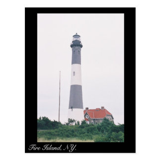 The Lighthouse Post Card