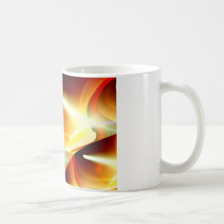 The Lights - Modern Abstract Sci-Fi Mugs