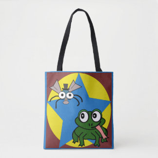 The Lily Pad Alliance All-Over-Print Tote Bag