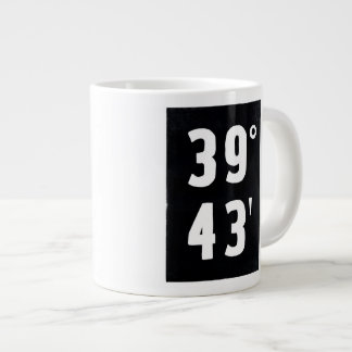The Line Jumbo Mug