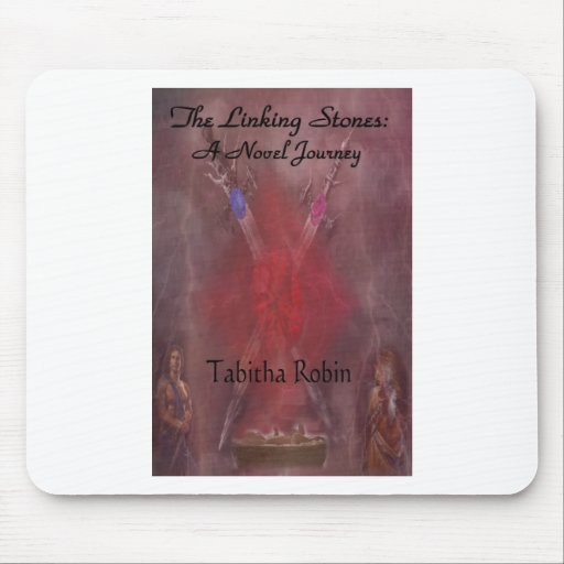 The Linking Stones A Novel Journey Mouse Pads