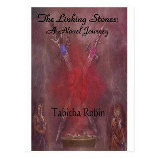 The Linking Stones A Novel Journey Postcard