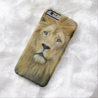 The Lion Barely There iPhone 6 Case
