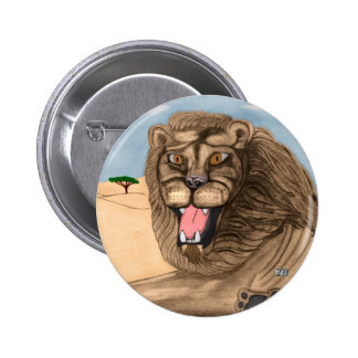 The Lion Buttons
