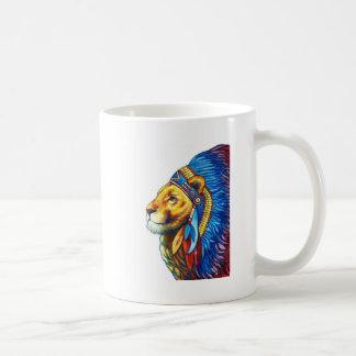 The Lion Chief Coffee Mug