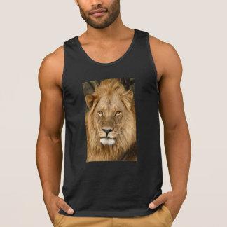 The Lion King of Botswana Singlet