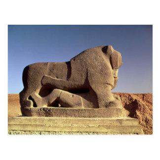 The Lion of Babylon Postcard