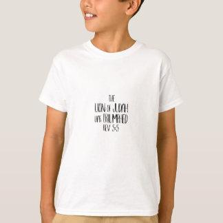 The Lion of Judah has Triumphed T-Shirt