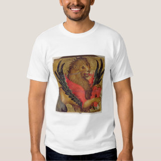 The Lion of St. Mark (oil on panel) Tee Shirt