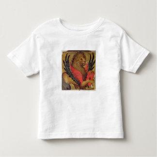 The Lion of St. Mark (oil on panel) Toddler T-Shirt