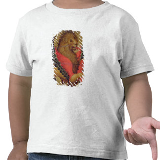 The Lion of St. Mark (oil on panel) T-shirts