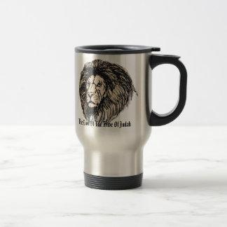 The Lion Of The Tribe Of Judah, Travel Mug