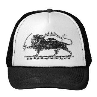 The Lion, Shir-o-khorshid Mesh Hat