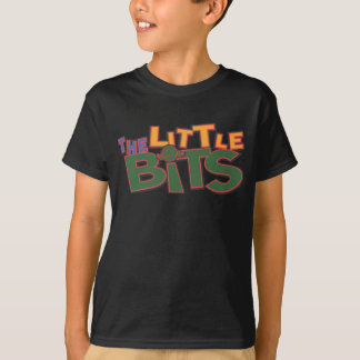 The Little Bits original rock band shirt for kids