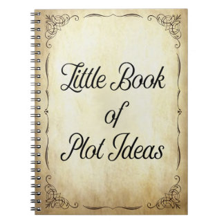 The Little Book of Plot Ideas