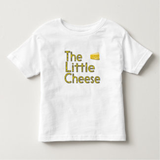The Little Cheese Toddler T-Shirt