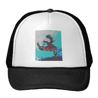 The little  dancer mesh hats