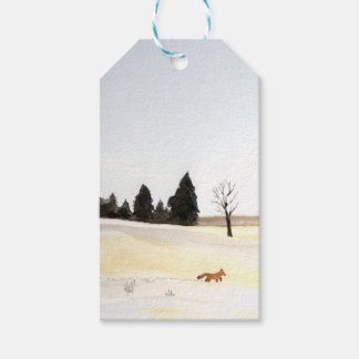 The Little Fox Gift Tags