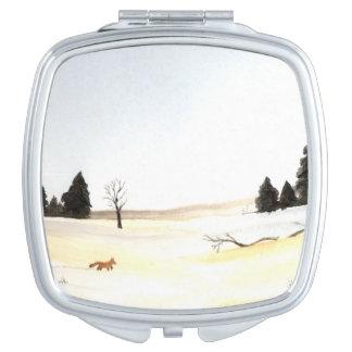 The Little Fox Vanity Mirrors