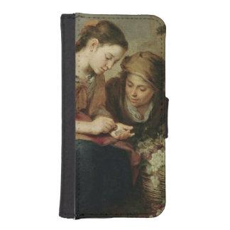 The Little Fruit-Seller, 1670-75 iPhone 5 Wallets