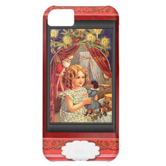 The little girl's Christmas iPhone 5C Case
