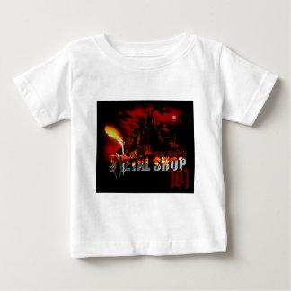The Little Headbanger \m/ Baby T-Shirt