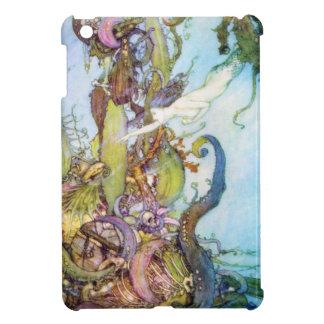 The Little Mermaid vintage art ipad mini case