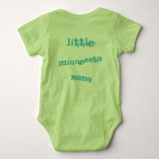 THE LITTLE MINNESOTA BABY!! BABY BODYSUIT