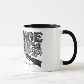 The little savage mug