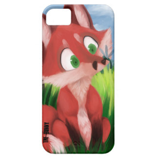 The Littlest Fox iphone case. Case For The iPhone 5
