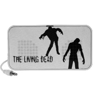 The living dead speakers