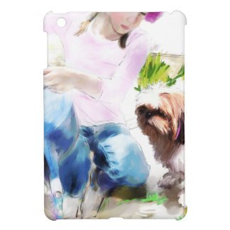 the living garden iPad mini cases