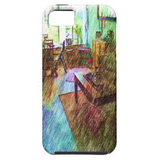 The Living room iPhone 5 Case