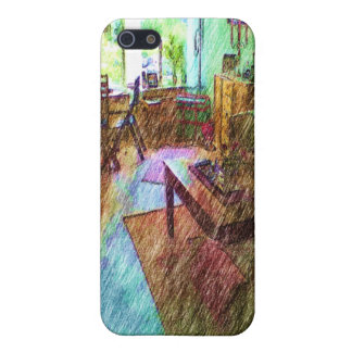 The Living room iPhone 5 Cases