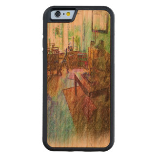 The Living room Cherry iPhone 6 Bumper Case