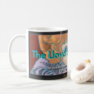 """The Lloyd Servant Show"" Coffee Mug - ""Bradeena"""