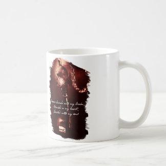 The Lock & Key mug